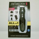 Remington 9-Piece All-In-1 Grooming Kit PG6017 - Detail Trimmer, Hair Clippers