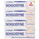 EXTRA VALUE Sensodyne Extra Whitening Toothpaste 6.5oz (184g) 4-pack 26oz total