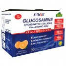 Alfa Vitamins Alflexil Glucosamine Chondroitin Collagen Hyaluronic Acid Drink Mix, 30 packets