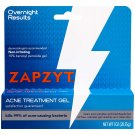 ZAPZYT Acne Treatment Gel - 10% Benzoyl Peroxide, 1 oz