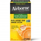 Airborne Vitamin C 250mg Chewable Tablets - Zesty Orange - 64 ct, 1000 mg serving
