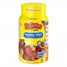 L'il Critters Gummy Vites Complete Multivitamin Gummies - Strawberry, Orange & Cherry - 70 ct