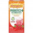 Emergen-C Probiotics Plus Daily Immune Health Drink Mix 250mg Vitamin C, 14 ct