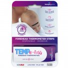 Tempagenix Temp-N-Toss Disposable Adhesive Forehead Thermometer Strips - 6ct