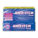 Dr. Sheffield's Ban-itch Anti-Itch Cream - Topical Analgesic & Skin Protectant - 1.25 oz