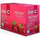 Ener-C 1000 mg Vitamin C Multivitamin Drink Mix Raspberry 30 ct