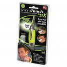 MicroTouch MAX All-In-One Personal Trimmer Nose Ears Neck, with LED Light
