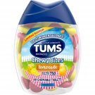 Tums Chewy Bites Calcium Carbonate Antacid Lemonade Extra Strength 750 mg - 60 Chewable Tablets