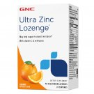 GNC Ultra Zinc Lozenge - Orange, 48 Vegetarian Lozenges