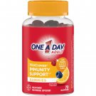 One A Day Adult VitaCraves Immunity Support Gummies, 70 ct