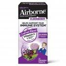 Airborne Vitamin C + Elderberry Immune Support Chewable Tablets, 32 ct