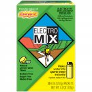 Alacer Electro Mix Electrolyte Replacement Drink Mix, Lemon Lime, 30 Packets
