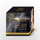 Dead Sea Collection Anti Aging Night Cream with Retinol, 30 ml (1 fl oz)