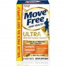 Schiff Move Free Joint Health Ultra Turmeric Tamarind Complex, 64 Coated Tablets