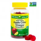 Spring Valley Great Tasting Apple Cider Vinegar Gummy, 60 Vegetarian Gummies