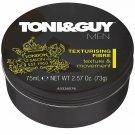 Toni&Guy Men Texturizing Fibre, 75 ml | 2.57 oz (Toni & Guy Men's Texturising Styling Fiber)