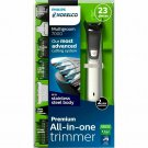 Philips Norelco Mutligroom 7000 All-In-One Trimmer MG7750/49, 23 Pieces