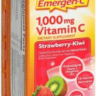 Emergen-C 1000mg Vitamin C Strawberry-Kiwi Drink Mix - 30 Count