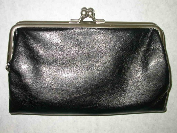 HOBO Inspired Purse / Clutch in Black