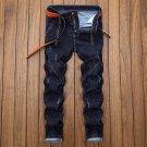 Causal Hot Sale ScratchDenimJeans For Men