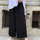 Easy Matching Solid Loose Pants