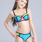 Cute Straps Girls Two Pieces Swimsuits