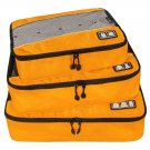 BAGSMART Travel Packing Cube (Small-Large 3 Piece) for Carry-on Travel Accessori