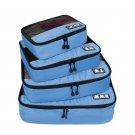 BAGSMART New Travel Accessories Clothing Luggage Packing Breathable Travel Bags