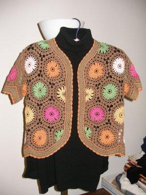Hand crocheted top