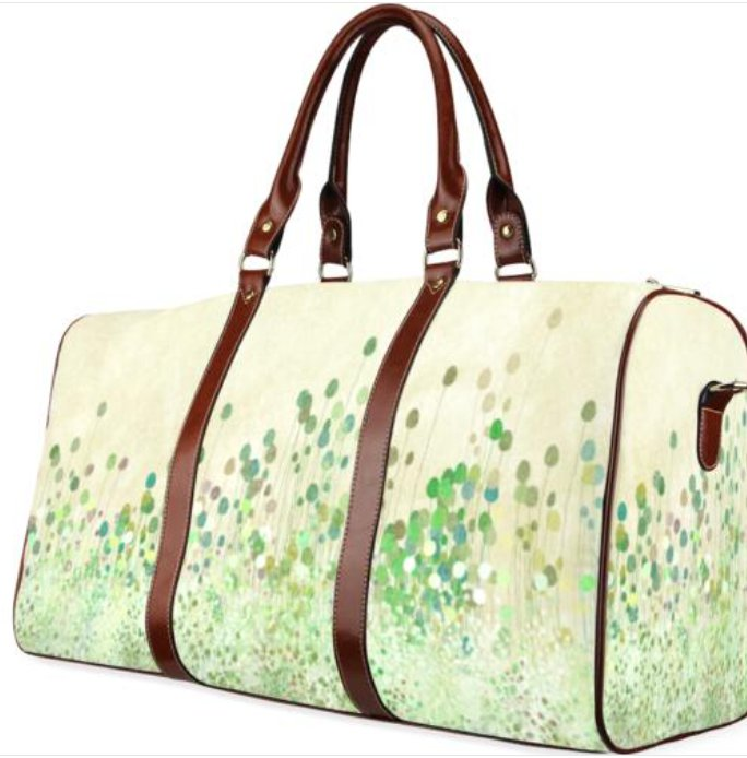 Tranquility  SMALL Travel Bag