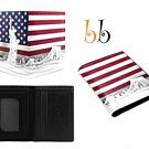 Statue of Liberty Men's Leather Wallet