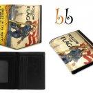 Vintage U.S. Navy Men's Leather Wallet