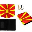 Macedonia Men's Leather Wallet