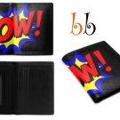 POW Men's Leather Wallet