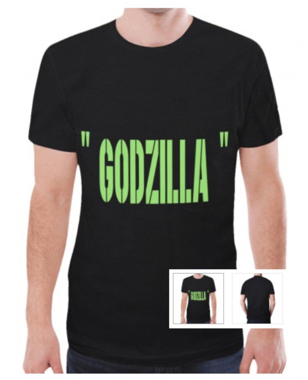 Godzilla S/S T-Shirt M T45