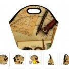 Small Vagabond Neoprene Lunch Bag l M 1669