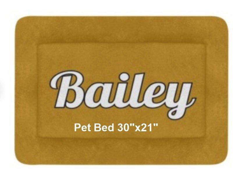 """BAILEY Pet Bed 30""""x21"""""""