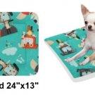"""Olivia Pet Bed 24""""x13"""""""