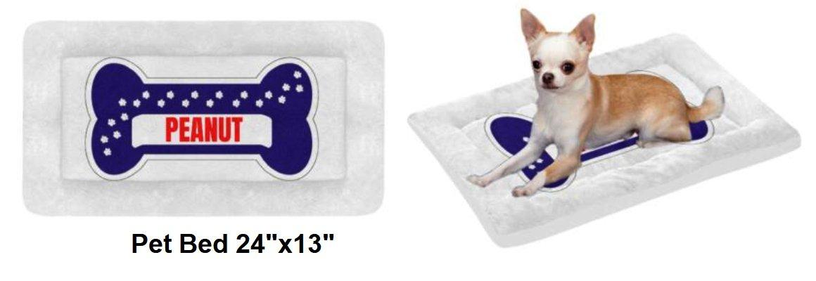 """PEANUT Pet Bed 24""""x13"""""""