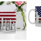 11 oz. NYC / Statue of Liberty Coffee Cup