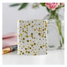 11 oz. Speckled Egg Coffee Cup