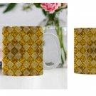 11 oz. Golden Eye Coffee Cup