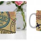 11 oz. Int'l Passport Coffee Cup