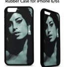 Amy Winehouse Rubber Case for iPhone 6/6s