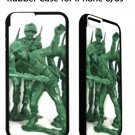 Vintage Toy Soldiers Rubber Case for iPhone 6/6s