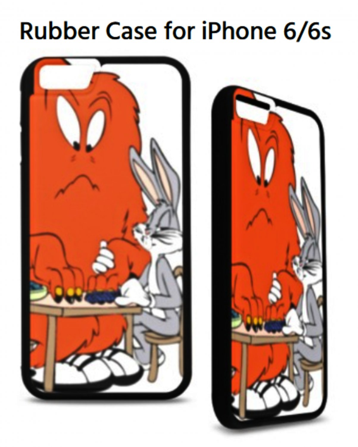Gossamer & Bugs Rubber Case for iPhone 6/6s