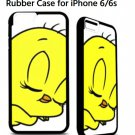 Tweety Bird Rubber Case for iPhone 6/6s