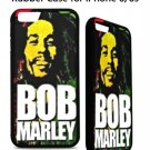 Bob Marley Rubber Case for iPhone 6/6s