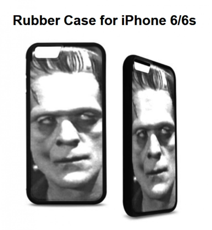 Frankenstien Rubber Case for iPhone 6/6s