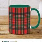 11 oz. Christmas Cheer / Hunter Coffee Cup